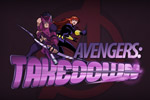Hawkeye and Black Widow are sent into a HYDRA stronghold by Nick Fury on a secret mission.  Can these Avengers survive?