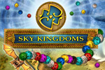 Sky Kingdoms is an explosively fun match three marble-popper!