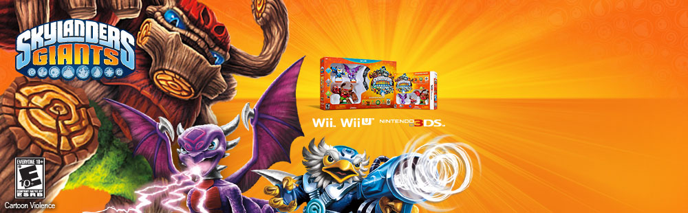 Skylanders Giants Match Card Game
