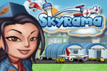 Get ready for takeoff in Skyrama, a fun new MMO and Time Management game in which you run an airport.
