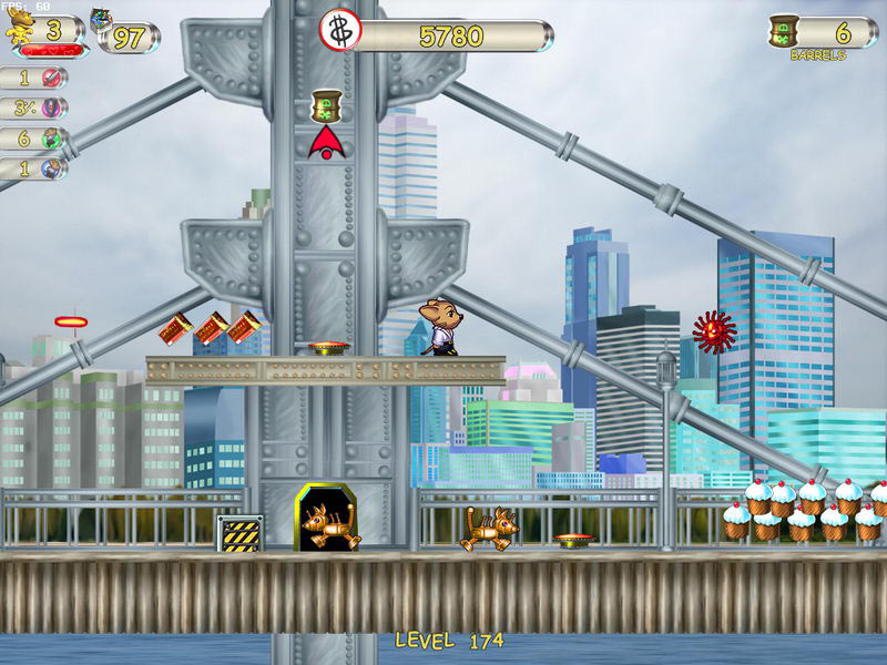 Sky Taxi 2 - Storm 2012 screen shot