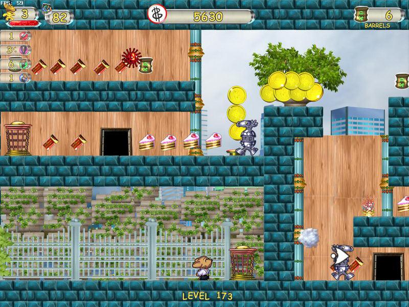 Sky Taxi 2 - Storm 2012 screen shot