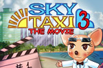 Run, jump, and double jump through side-scrolling levels in Sky Taxi 3!