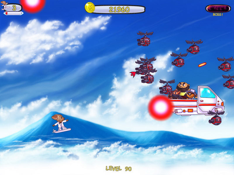 Sky Taxi 3: The Movie screen shot