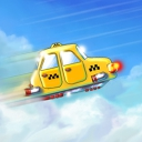 Sky Taxi: Top Secret - logo