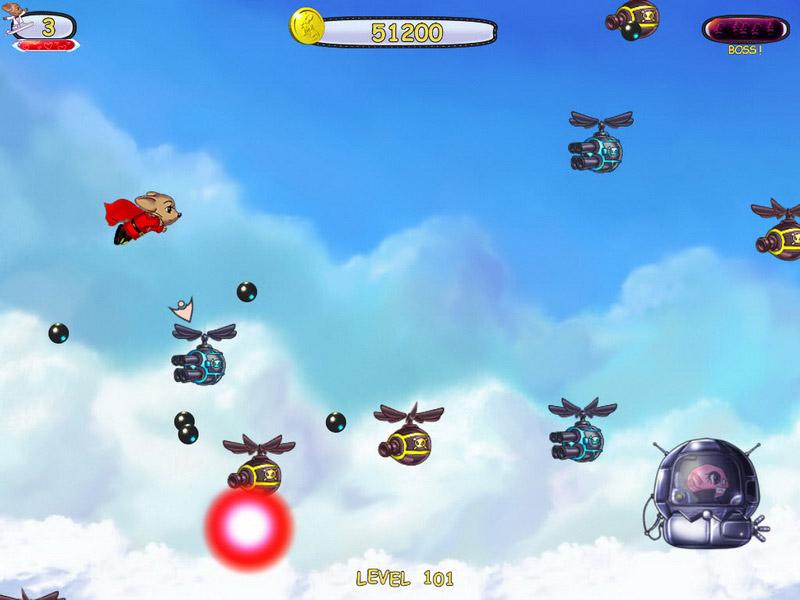 Sky Taxi: Top Secret screen shot