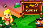 Spring into the freshest edition of Slingo - Slingo Quest!