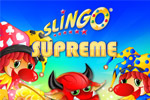 Slingo Supreme lets you create 16,000 Slingo levels!