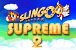 Slingo Supreme 2 doubles the fun! Double the powerups, double the minigames and double the awards!