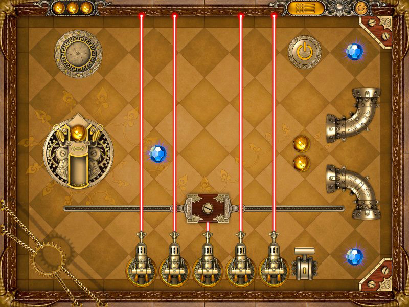 Slingshot Puzzle screen shot