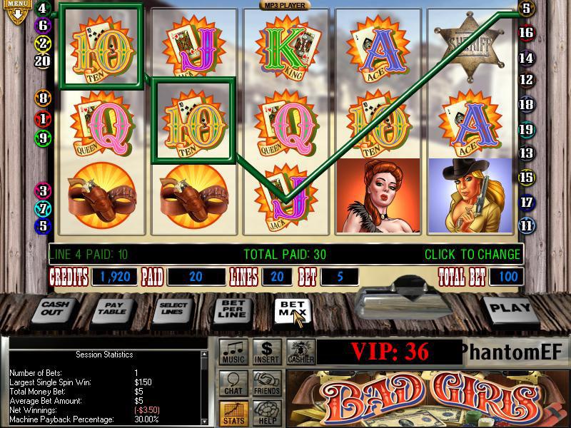 Slot Quest: Wild West screen shot