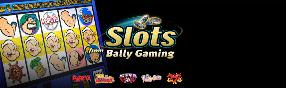 Slots from Bally Gaming