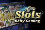 In Slots from Bally Gaming, play over 40 popular slot machines featuring famous characters like Popeye and Betty Boop!