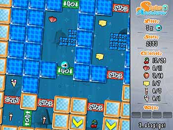 Slyder Adventures screen shot
