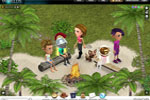 Screenshot of SmallWorlds