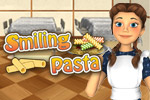 Dish up yummy noodles in Smiling Pasta, an exciting combination of match-3 and time management gameplay.