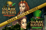 This hidden object game includes Snark Busters: Welcome to the Club and Snark Busters 2: All Revved Up! Play both games in Snark Busters Bundle today!