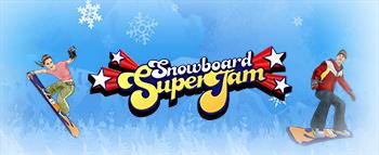 Snowboard SuperJam - image