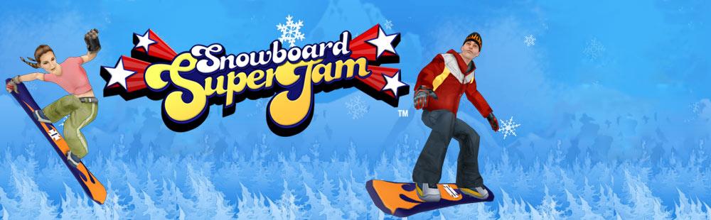 Snowboard SuperJam