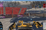 Screenshot of Snowcat Simulator 2011