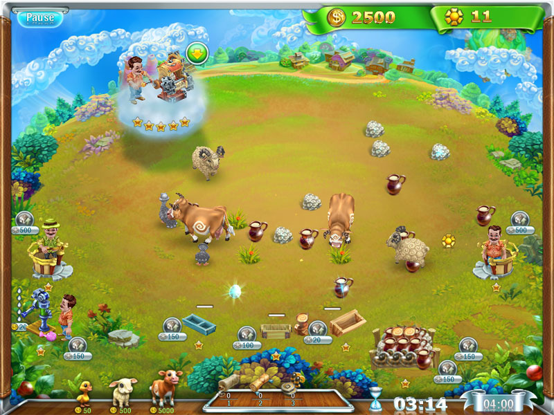 Snow Globe: Farm World screen shot