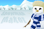 Snowman Maker is the perfect game to celebrate winter! Create your own virtual snowman and customize your background image.