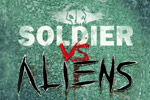 It's you against waves of alien enemies! Defend your position and save the world. Play Soldier vs. Aliens today!