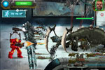 Screenshot of Soldier vs. Aliens