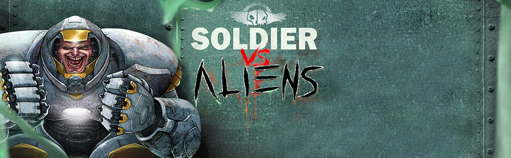 Soldier vs. Aliens Free