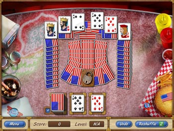 Solitaire Cruise screen shot