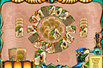 Screenshot of Solitaire Egypt