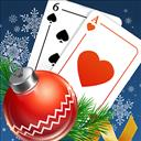 Solitaire Game Christmas - logo