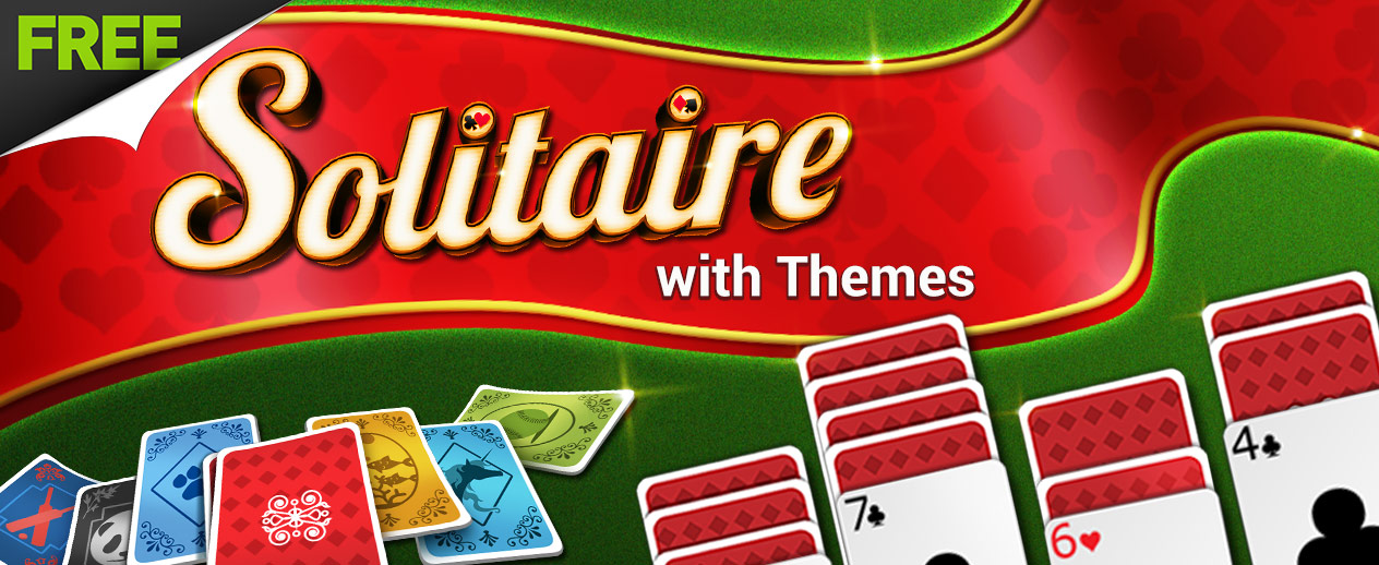 Solitaire - Play solitaire FREE!