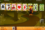 Screenshot of Solitaire Kingdom Quest