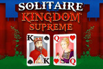 Solitaire Kingdom is a fresh new way to play your favorite Solitaire game! Earn points to win game-changing 'Kingdom Cards.'