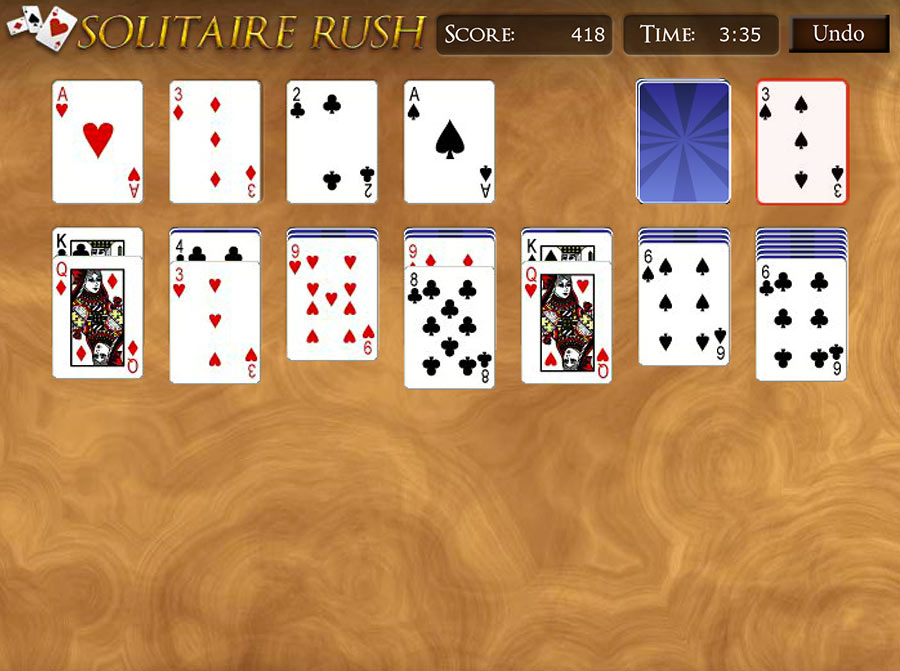 Cash Tournaments - Solitaire Rush screen shot