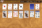 Screenshot of Cash Tournaments - Solitaire Rush