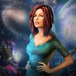 Space Legends: At The Edge Of The Universe - Step into the mysterious world of Space Legends: At The Edge Of The Universe. Will you find your way home in this hidden object adventure? - logo