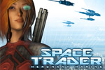 Make a fortune with smart trading or bounty hunter justice in Space Trader!