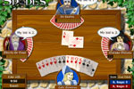 Screenshot of Cash Tournaments - Spades