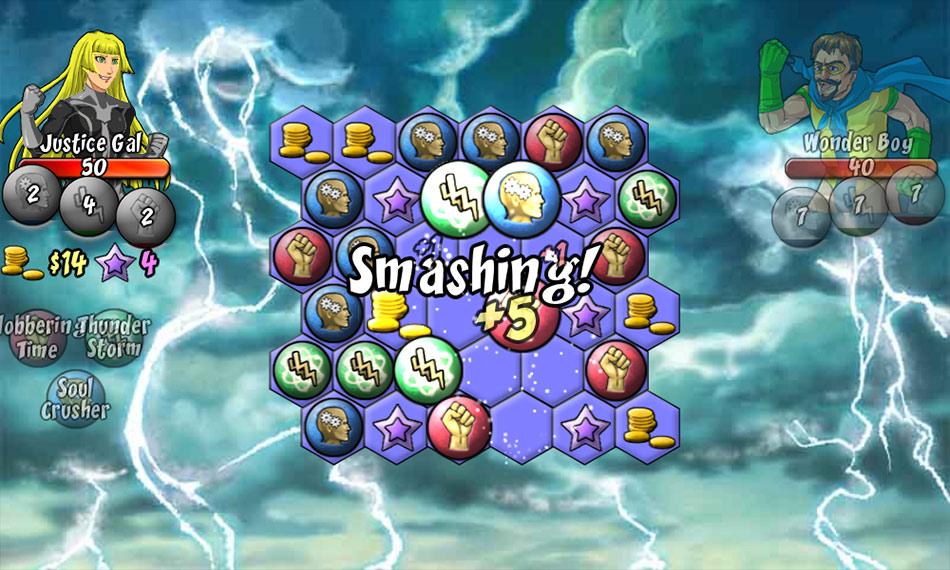 Spandex Force: Champion Rising screen shot