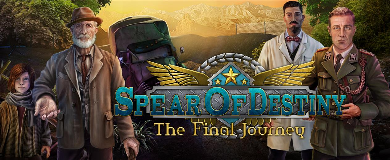 Spear of Destiny: The Final Journey - It wasn't a myth... - image