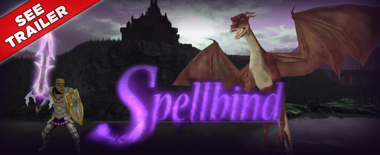 Spellbind - Your king chose you.