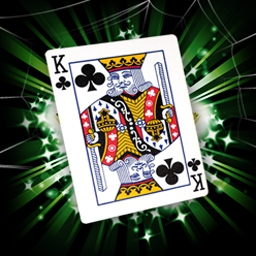 SpiderMania Solitaire - Discover SpiderMania Solitaire and treat yourself to one of the best Spider Solitaire games around! - logo