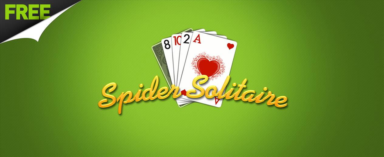 Spider Solitaire - Is luck in your cards? Find out!