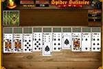 Screenshot of Cash Tournaments - Spider Solitaire