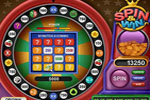 Screenshot of Spin and Win