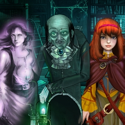 Spirits and Curses 3 in 1 Bundle - Plunge into the mesmerizing world of magic, love and mystery. Search numerous eye-teasing locations and solve mind-boggling puzzles in 3 games! - logo