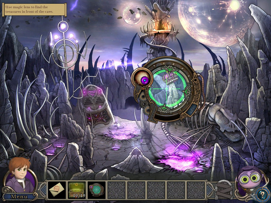 Spirits and Curses 3 in 1 Bundle screen shot
