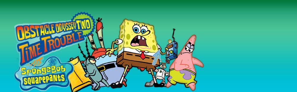 SpongeBob Obstacle Odyssey 2